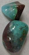 chrysopraas trommelstenen
