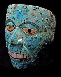 masker van Azteken