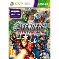 Vengeurs, Rassemblement!! …Allez, si, revenez! (Marvel Avengers : Battle for Earth, Xbox 360, Kinect)