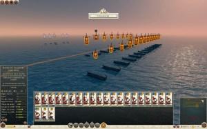 Rome 2 batailles navales