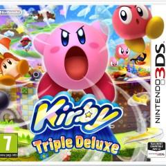 Boule de Noël [Kirby Triple Deluxe, 3DS]