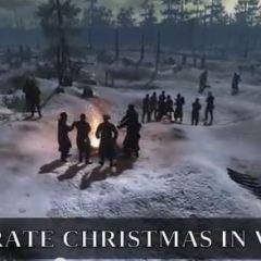 Une trève de Noël dans les tranchées [Verdun 14-18, PC]