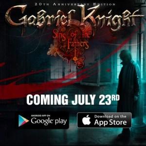 gabriel knight mobile
