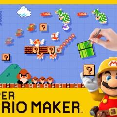 Quel bonheur d'avoir un Mario bricoleur? [Super Mario Maker, Wii U]