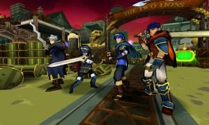 Intelligent Systems, qui a développé CNSTEAM, est également à l'origine de Fire Emblem. Les amiibos issus de cette saga déverrouilleront leurs personnages correspondants.