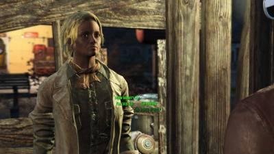 dialogues Fallout 4 PS4