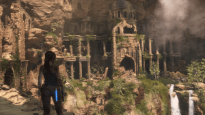 Rise Of The Tomb Raider paysage xbox one