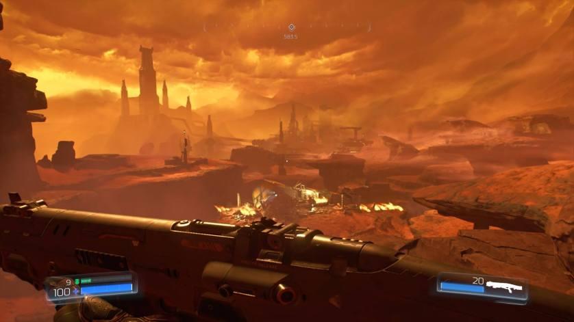 Mars Doom PS4