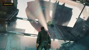 Quantum Break bateau