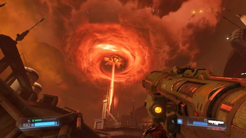 Sky Doom PS4