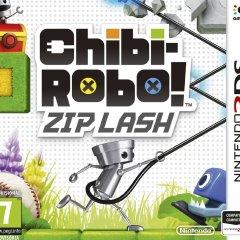 Domo arigato Mr Chibi-Roboto [Chibi-Robo! Zip Lash, 3DS]