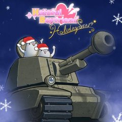 Ollie des stars [Hatoful Boyfriend: Holiday Star, PS4]