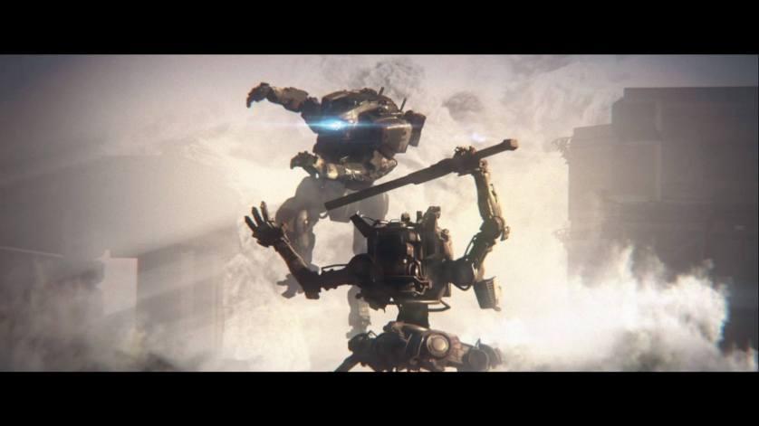 samurai Titanfall 2 PS4