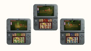 Tri Force Heroes 3DS Multi-écrans