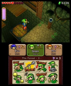Tri force heroes 3ds totem