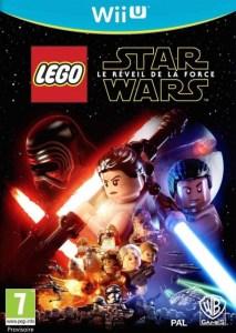 Lego Star Wars Réveil de la Force Wii U Cover