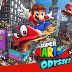 Gamescom 2017: Nintendo & Mario Odyssey