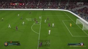 FIFA 18 ps4 terrain