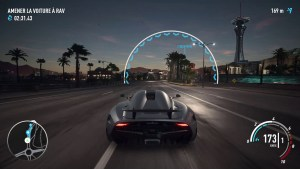 Need for speed Payback PC neon et musique
