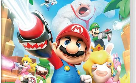 Un lapin dans la casquette [Mario + The Lapins Crétins Kingdom Battle, Switch]