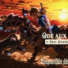 Profondeur de chant [Ode aux Prodiges, (DLC) Zelda Breath of the Wild, Switch]