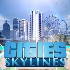 On va foutre la merde au parc! [Cities Skylines: Parklife, PC]