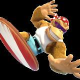 Sergent Crapaud et macaque refroidi [DK Tropical Freeze et Captain Toad: Treasure Tracker, Switch]