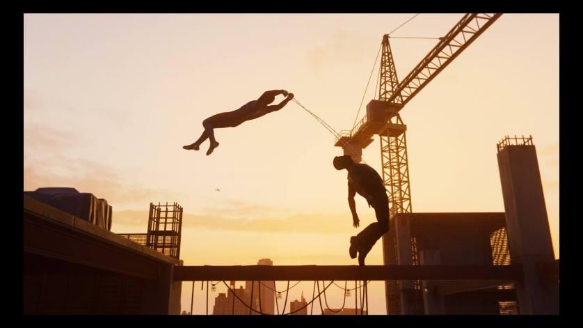 Photo mode Spider-Man PS4