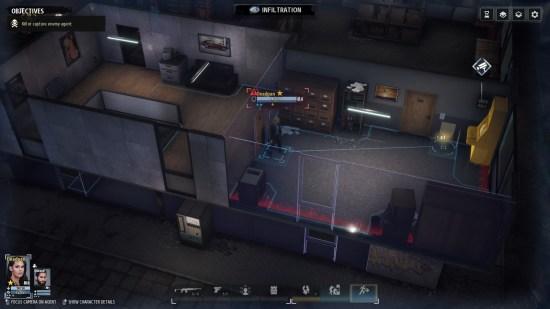Phantom Doctrine PC infiltration