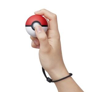Pokémon let's go Pikachu affrontements pokéball plus Switch