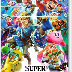 Menu complet et luttes intestines [Super Smash Bros. Ultimate, Switch + guide parental]