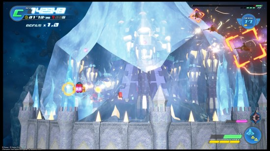 Kingdom Hearts 3 PS4 Vaisseau
