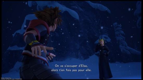 Kingdom Hearts 3 PS4 méchants