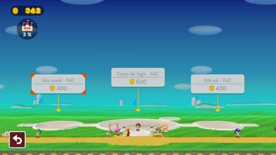 Super Mario Maker 2 mode histoire