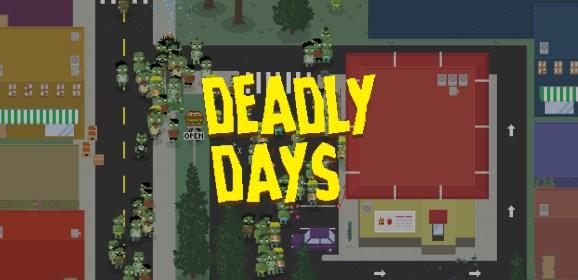 PRANKED- on a piégé Macdo (ça tourne mal) [ Deadly Days, PC ]