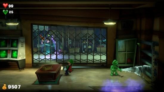 Luigi's Mansion 3 miniboss 2