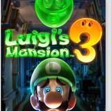 Le tenace fantôme [ Luigi's Mansion 3, Switch ]