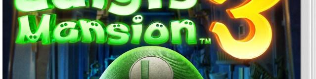 Luigi's mansion 3 couverture