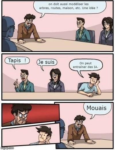 Asobo board meeting 2
