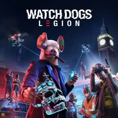 Code save the Queen [Watch Dogs Legion]