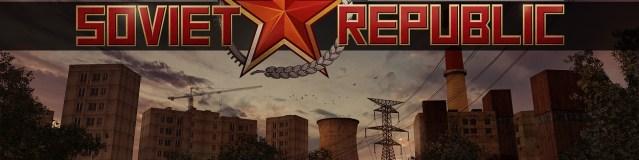 Worker & ressources soviet republic couverture