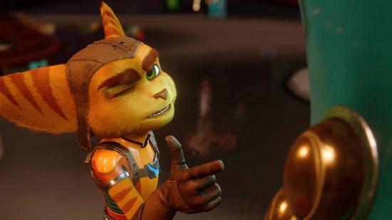Ratchet _ Clank_ Rift Apart_ PS5 animations