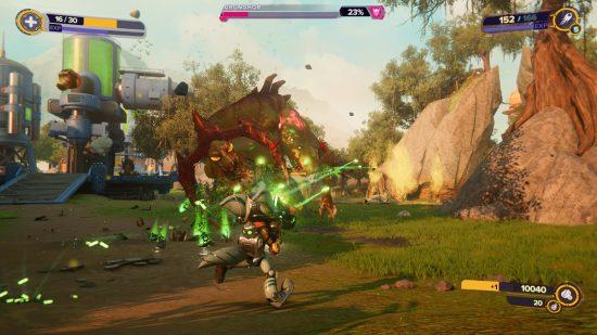 Ratchet _ Clank_ Rift Apart_PS5 Dino