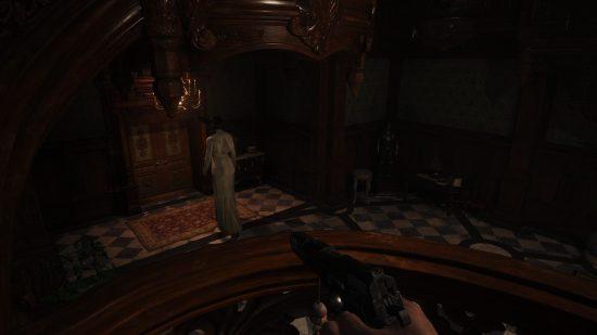 Resident Evil Village PS5 Mme Dimitrescu