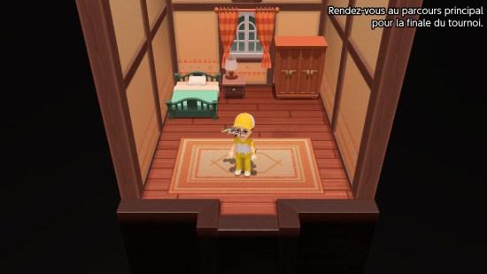 Mario Golf Super Rush Switch dormir
