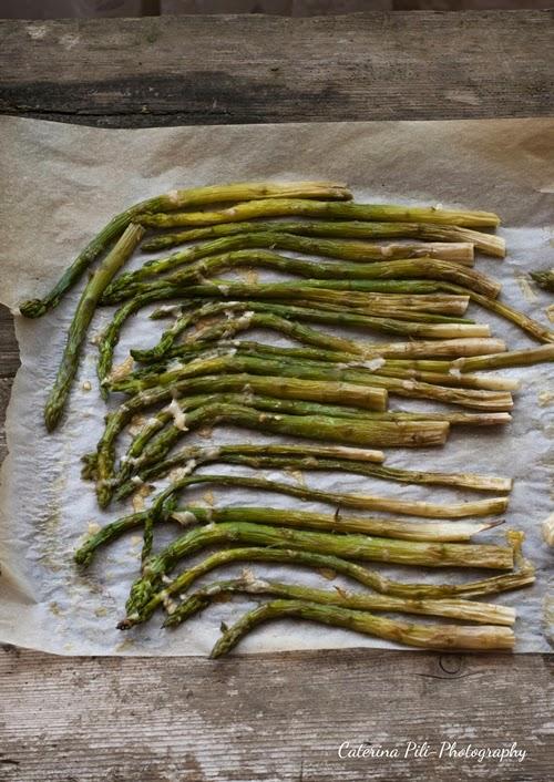 Ricetta light semplice con gli asparagi