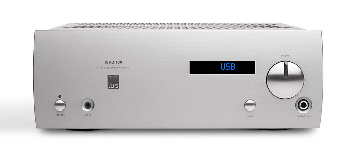 ATC SIA2-100 Stereo Integrated Amplifier