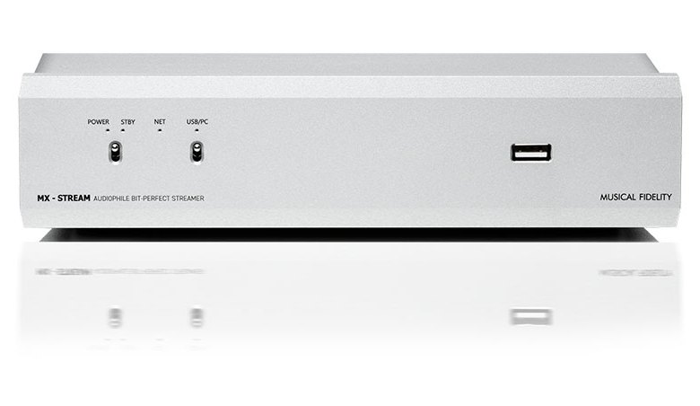 Musical Fidelity MX-STREAM Audiophile Bit-Perfect Streamer