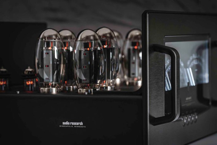 Audio Research REF 160S Vacuum Tube Power Amplifier - Like no other…