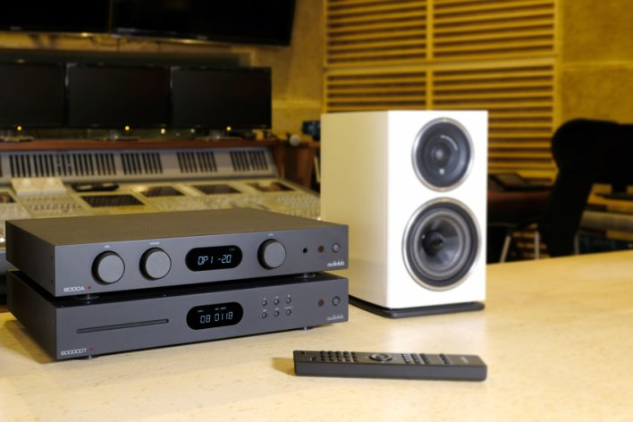 Audiolab 6000 Series - Audiolab 6000A und Audiolab 6000CDT